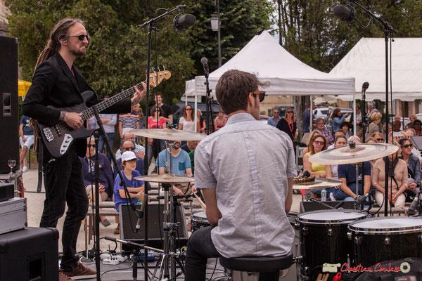 Shob & Friends au Festival JAZZ360 2018 à Quinsac. 10/06/2018