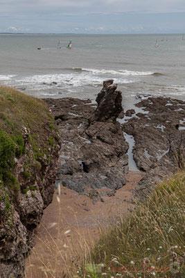 Pointe de Grosse Terre, Corniche Vendéenne, Vendée, Pays de Loire