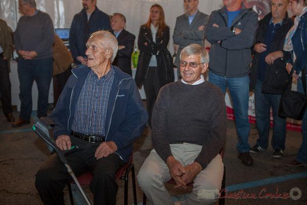 Mario Rigo et Maurice Roumage, les impétrants, Saveurs d'ici et d'ailleurs, Créon
