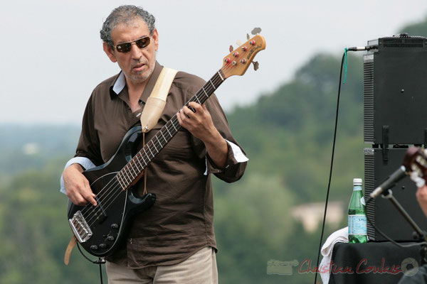 Iazid Ketfi; Philippe Bayle Trio. Festival JAZZ360 2011, Quinsac. 05/06/2011