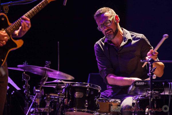 Nicolas Larmignat, Sylvain Rifflet Quartet, Festival JAZZ360 2016, Cénac