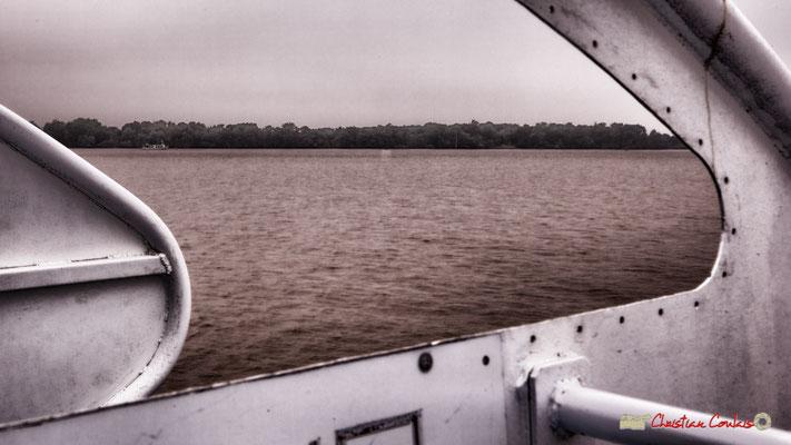 Île Nouvelle, une île en mouvement. Visite de l'île Nouvelle. 06/05/2018