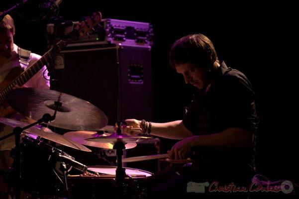 Festival JAZZ360 2015, Martin Wangermée. Cénac, 12/06/2015