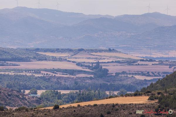 Paysages de Navarre, Espagne