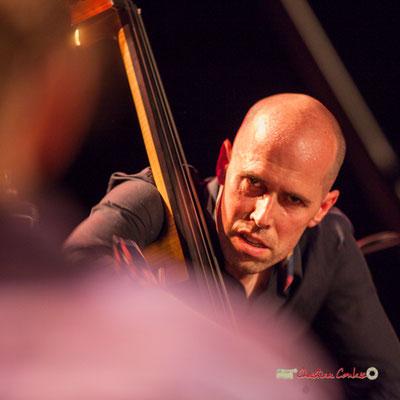 Chris Jennings; Céline Bonacina Crystal Quartet; Festival JAZZ360 2019. Cénac, 08/06/2019