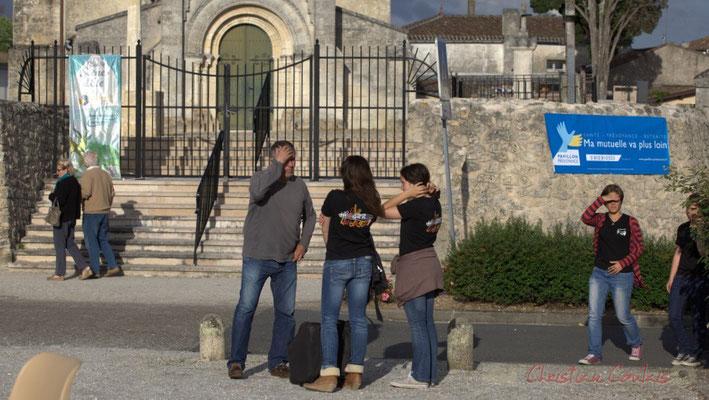 Le Festival JAZZ360 2012 est une Scène d'été de la Gironde, Pavillon Prévoyance est un sponsor. Cénac, 08/06/2012
