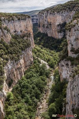 Belvédère d'Iso, Gorge de Arbaiun, Navarre / Belvedere de Iso, Foz de Arbaiun, Navarra