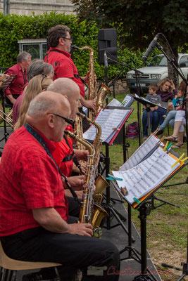 Big Band Jazz de l'école de musique de Cenon, dirigé par Franck Dijeau. Festival JAZZ360 2016, CénacBig Band Jazz de l'école de musique de Cenon, dirigé par Franck Dijeau. Festival JAZZ360 2016, Cénac