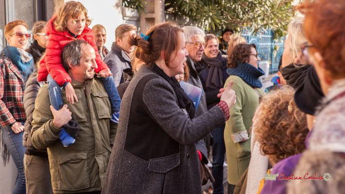 Caroline Caro; Regards en biais, Cie La Hurlante, Hors Jeu / En Jeu, Mérignac. Samedi 24 novembre 2018