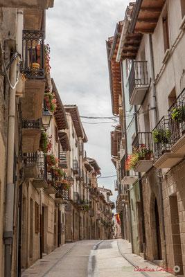 Rue de Lumbier, Navarra