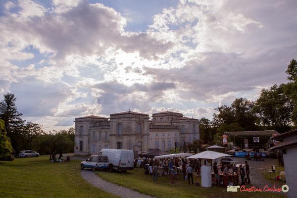Festival JAZZ360 2018, Parc Pomarède. Langoiran accueille Oggy & The Phonics. 07/06/2018