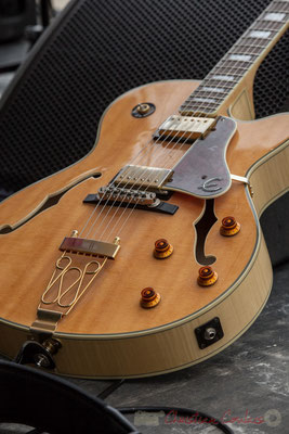 Guitare de Yori Moy, Alexis Valet Sextet, JAZZ360 2016, Quinsac, 12/06/2016