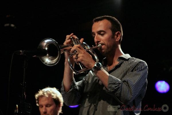Fédéric Borey, Sylvain Gontard; Roger Biwandu Quintet, Festival JAZZ360 2011, Cénac. 03/06/2011