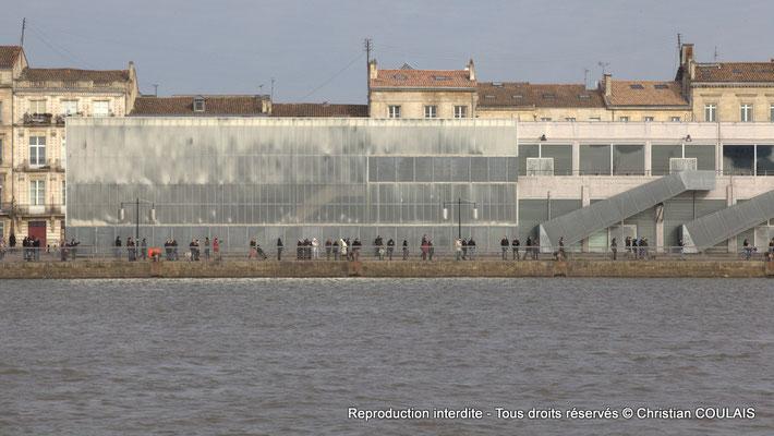 Hangar 14, espace de 5 400 m², quartier historique des Chartrons. Organisation de salons professionnels & grand public, lancements de produits, roadshow, soirées de galas. Bordeaux, samedi 16 mars 2013
