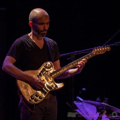 Philippe Gordiani, Sylvain Rifflet Quartet, Festival JAZZ360 2016, Cénac, 10/06/2016