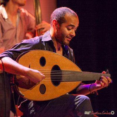 Eym Trio; Mohamed Abozekry. Festival JAZZ360, Cénac, 09/06/2017
