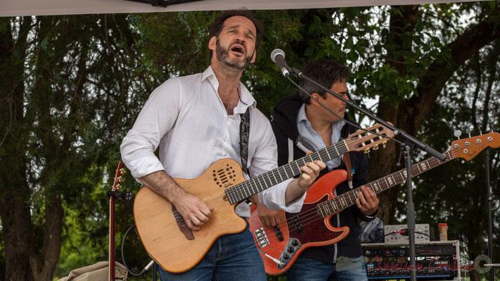 Jean Lassallette, Nicolas Mirande, Taldea Group, Festival JAZZ360 2016, Quinsac, 12/06/2016