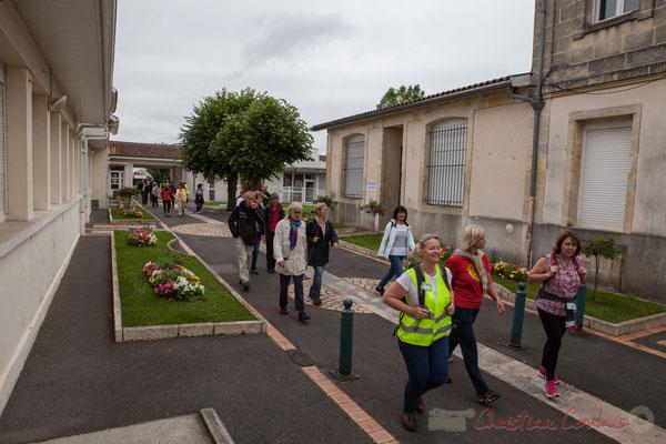 Camblanes-et-Meynac. Randonnée pédestre Jazz360 2016, de Cénac à Quinsac