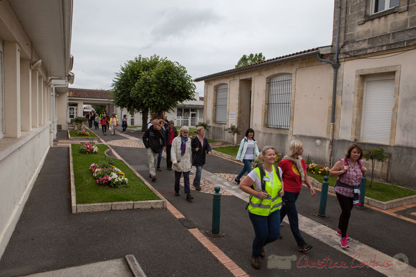 Camblanes-et-Meynac. Randonnée pédestre Jazz360 2016, de Cénac à Quinsac, 12/06/2016
