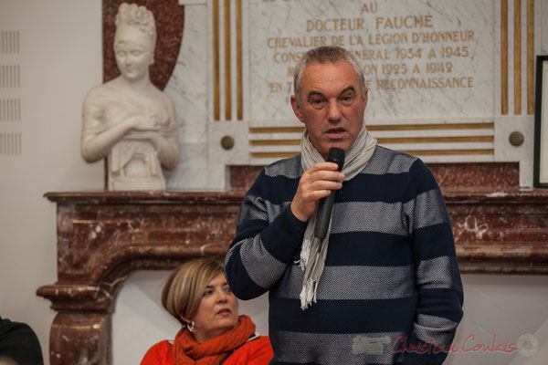 Francis Wilsius, Conseilller régional d'Aquitaine, co-listier, Elections régionales, décembre 2015