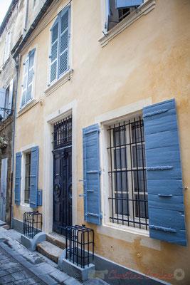 47 Façade de maison, Arles