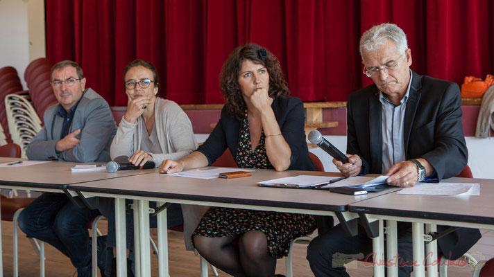Retour des ateliers, Conseil consultatif citoyen du canton de Créon, Sadirac