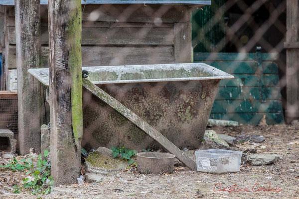 L'autre vie d'une baignoire...Pays de Saint-Gilles-Croix-de-Vie, Vendée, Pays de la Loire