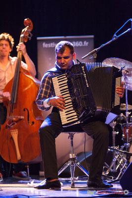 Eym Trio; Marian Badoï. Festival JAZZ360, Cénac, 09/06/2017