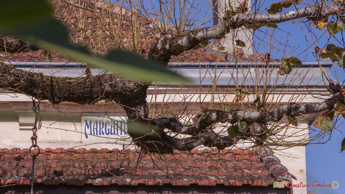 """Marguita"". Habitat vernaculaire. Avenue de Lignan, Cénac, Gironde. 16/10/2017"