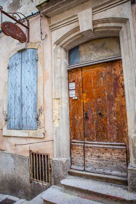 35a Porte simple à battant, Arles