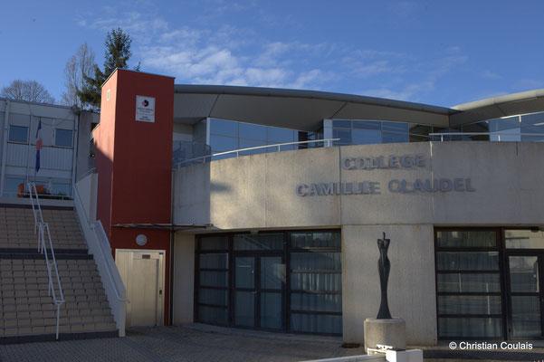Collège Camille Claudel et son foyer, Latresne, Conseil départemental de la Gironde