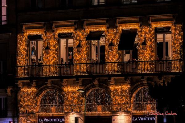 8, cours du XXX juillet, Bordeaux. Mercredi 16 décembre 2020. Photographie © Christian Coulais