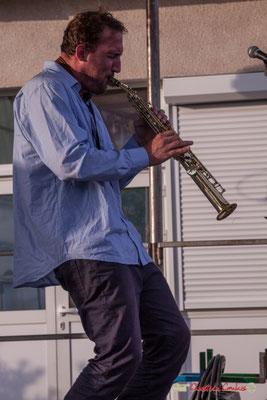 Louis Billette; Oggy & The Phonics. Festival JAZZ360 2018, Langoiran. 07/06/2018
