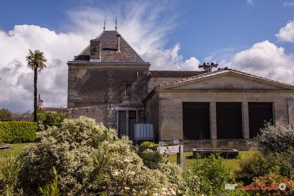 3 Jardin de la Villa Argentina, avenue de la République, Cénac, Gironde. 13/05/2018
