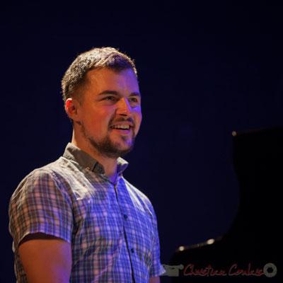 Jérôme Beaulieu, Misc. Festival JAZZ360 2016, Cénac