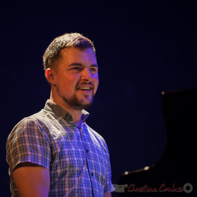 Jérôme Beaulieu, Misc. Festival JAZZ360 2016, Cénac, 11/06/2016