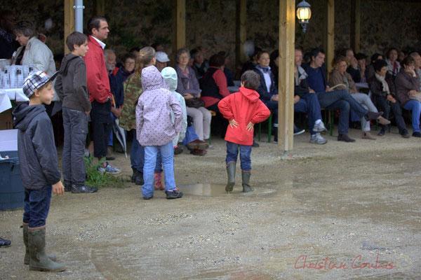 """""""Botte campagnardes de rigueur"""", Festival JAZZ360 2012, château Lestange, Quinsac, dimanche 10 juin 2012 2012"""