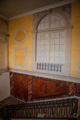 8 Escalier intérieur du Palais de l'Archevêché, Arles