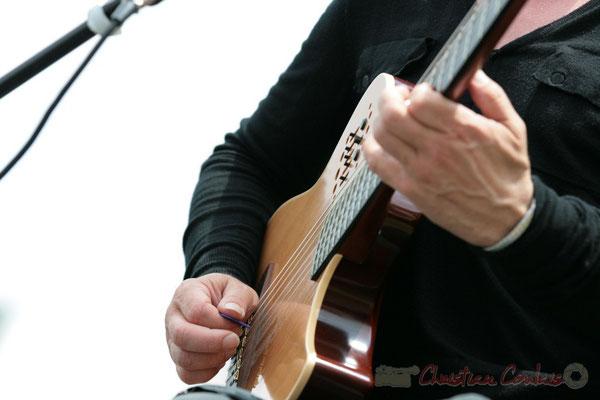 Philippe Bayle Trio; Philippe Bayle. Festival JAZZ360, Quinsac. 05/06/2011