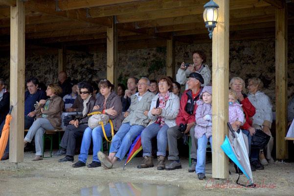 """""""Malgré la pluie, le public est au rendez-vous"""", Affinity Quartet, Festival JAZZ360 2012, Quinsac, dimanche 10 juin 2012"""