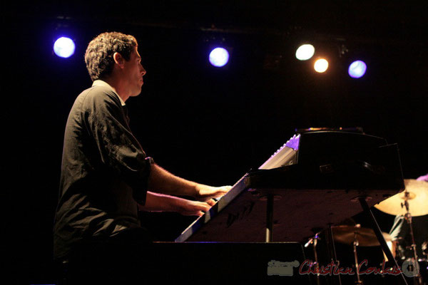 """Franck Woeste; Médéric Collignon """"Jus de Bocse"""". Festival JAZZ360 2011, Cénac. 04/06/2011"""