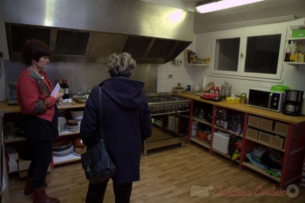 Ici l'Atelier de cuisine. Epicerie solidaire, l'Annexe de la Cabane, 38, rue Amaury de Craon à Créon