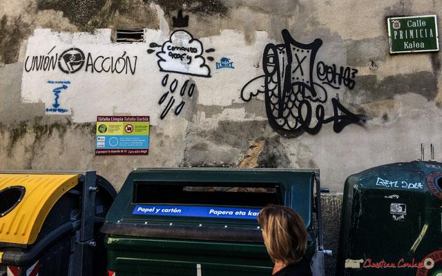 """""""Expression libre / Libre expresión / Espresio librea"""". Tafalla, Navarra"""