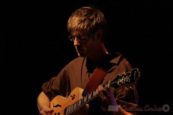 Clément Laval; InnVivo. Festival JAZZ360 2010, Cénac, 16 mai 2010
