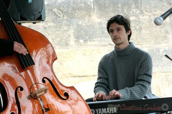 Philippe Gueguen. Ateliers Jazz des Conservatoire d'Agen, Bordeaux, Mont-de-Marsan. Festival JAZZ360 2010, Cénac. 16/05/2010