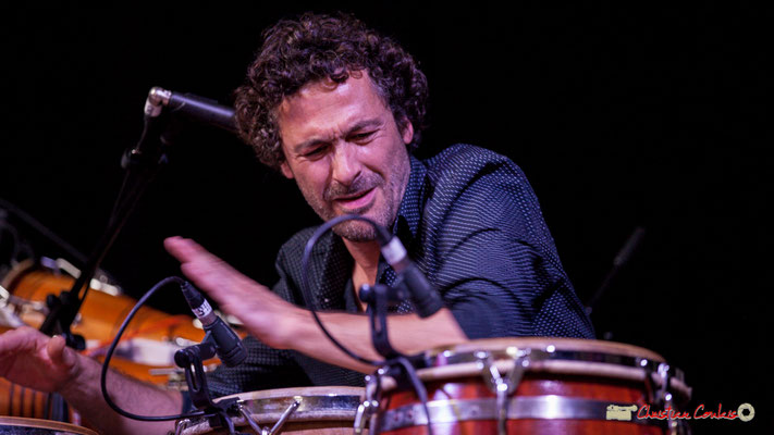 Lionel Galletti; Mayomi Moreno Project. Festival JAZZ360 2018, Latresne. 10/06/2018