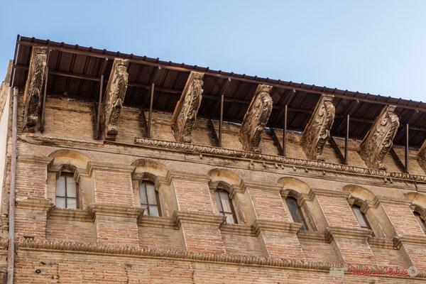 Maison-palais d'Iñiguez-Abarca (XVIIIème siècle) à vendre / Casa-palacio de Iñiguez-Abarca en venta, 14, Calle Mayor, Sangüesa, Navarra
