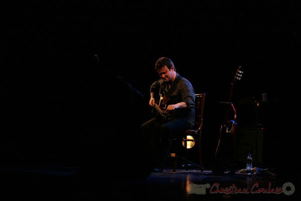 Sylvain Luc, concert du Festival JAZZ360 2010, salle culturelle de Cénac, samedi 15 mai 2010