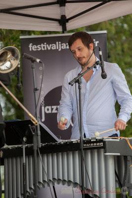 Alexis Valet, Alexis Valet Sextet, Festival JAZZ360 2016, Quinsac
