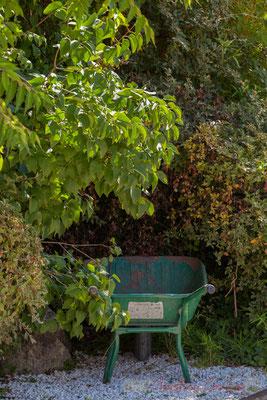 Potager du Domaine de Chaumont-sur-Loire. Mercredi 26 août 2015. Photographie © Christian Coulais